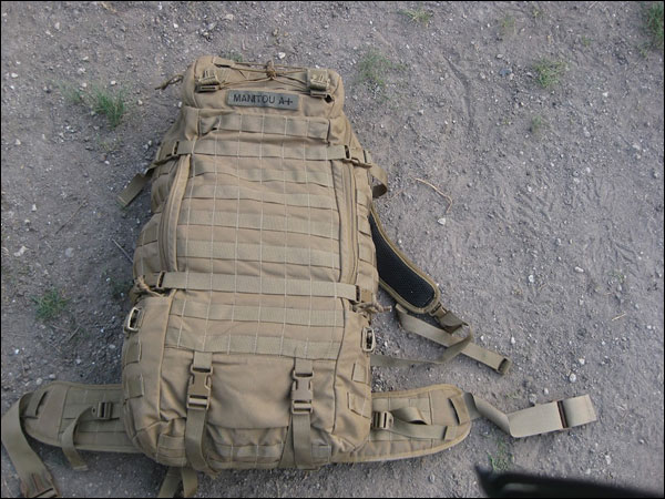 Espace spacieux Outdoor sac de ceinture modules de Macpac